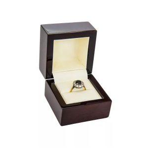 Rosewood Ring